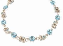 Ketting Otazu 8901 | Otazu-look collier turquoise