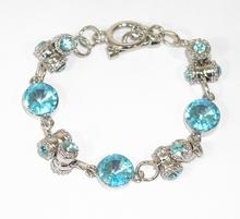 Armband turquoise Otazu 8902 | Otazu-look armband turquoise