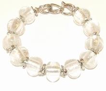 Armband glaskralen 78992 | Prachtige armband met glaskralen