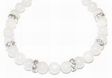 Armband edelsteen 78101 | Armband edelstenen/rondellen