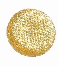 Munt voor munthouder geel