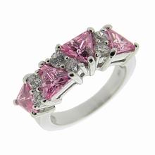 Prinsessen ring roze